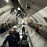 London Underground by Chris Chabot (Flickr Creative Commons Licence)