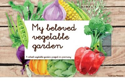 My beloved vegetable garden