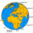 Les línies imaginàries de la Terra. Latitud i longitud.