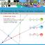 El teorema de Tales i els seu recíproc