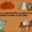 De la prehistòria al món clàssic. Connecta amb la història
