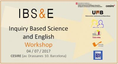 Inquiry Based Science and English Workshop